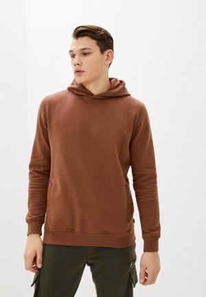 Худи Burton Menswear London. Цвет: коричневый