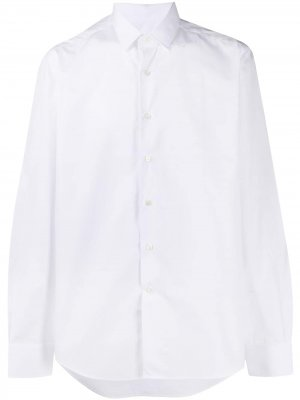 Рубашка на пуговицах LANVIN. Цвет: белый