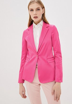 Пиджак Liu Jo. Цвет: розовый