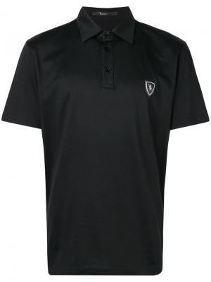 Рубашка-поло Parnasse Billionaire. Цвет: черный
