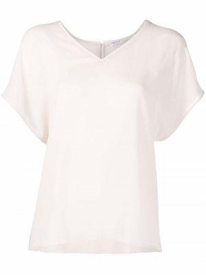 Блузка Emery с V-образным вырезом Filippa K. Цвет: нейтральные цвета