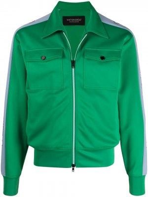 Куртка Nice Gentlemen Viktor & Rolf. Цвет: зеленый
