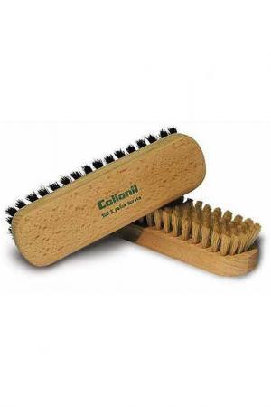 Щетка для очистки обуви Collonil. Цвет: бесцветный