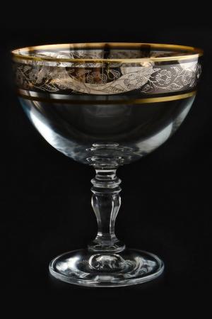 Набор креманок 300 мл 6 шт. Bohemia. Цвет: прозрачный