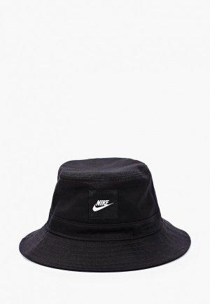 Панама Nike. Цвет: черный