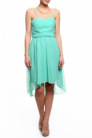Платье s.Oliver. Цвет: зеленый