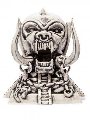 Статуэтка для благовоний из коллаборации с Motörhead Neighborhood. Цвет: белый