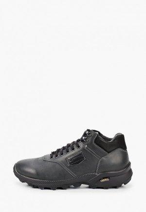 Ботинки HCS. Цвет: серый