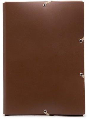 Папка N°025 для бумаг формата A4 Isaac Reina. Цвет: коричневый