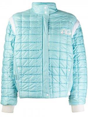 Куртка 1980-х годов Sport Futur Courrèges Pre-Owned. Цвет: синий
