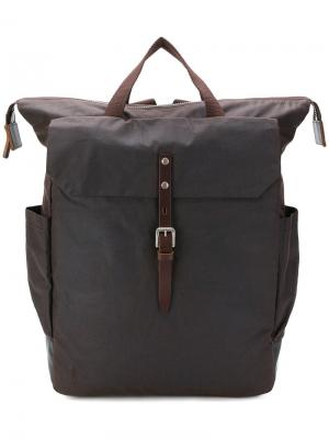 Рюкзак Fin Ally Capellino. Цвет: коричневый