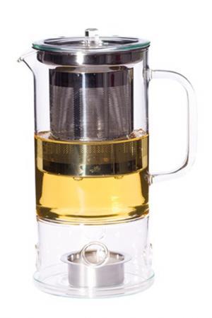 Чайник SIGN 0,6 л SCHOTT Jenaer glas. Цвет: прозрачный