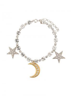Stella necklace Ca&Lou. Цвет: металлик