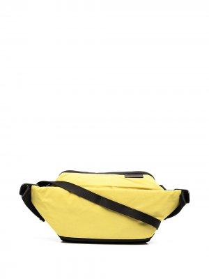 Поясная сумка Isarau S Côte&Ciel. Цвет: черный