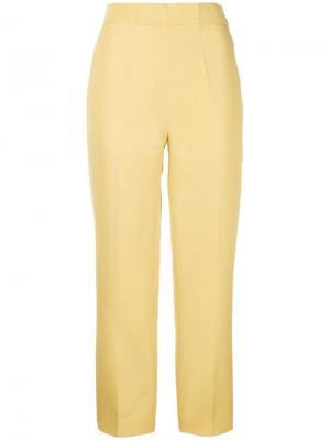 High waisted trousers Ports 1961. Цвет: желтый