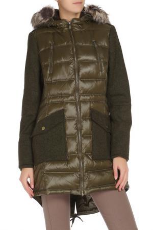 839c4039b Женские пальто из меха лисы купить в интернет-магазине LikeWear Беларусь