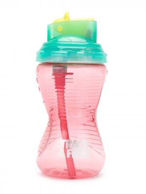 Бутылка для воды Twist Kids Track & Field. Цвет: красный