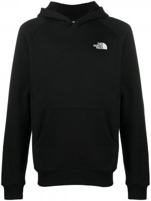 Худи Raglan Redbox The North Face. Цвет: черный