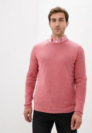 Джемпер Springfield. Цвет: розовый