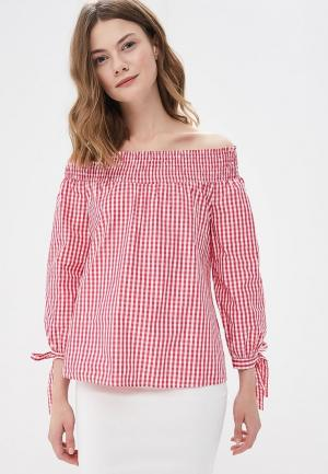 Блуза Miss by Valentina. Цвет: розовый