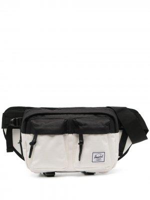 Поясная сумка Eighteen Herschel Supply Co.. Цвет: черный