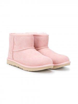 Mini Classic 11 boots UGG Kids. Цвет: розовый
