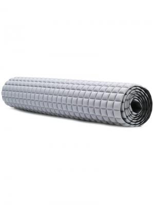 Стеганый коврик No Ka' Oi. Цвет: серый