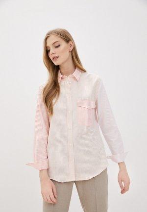 Рубашка Woolrich. Цвет: розовый