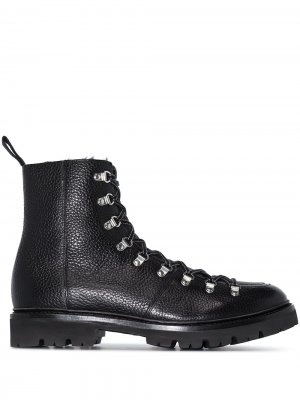 Ботинки хайкеры Brady Grenson. Цвет: черный