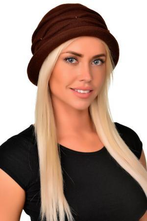 Шляпа Tonak. Цвет: шоколадный