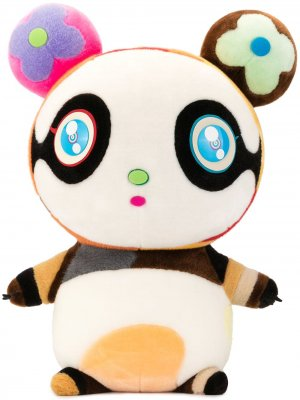 Мягкая игрушка Petit Panda pre-owned Louis Vuitton. Цвет: разноцветный