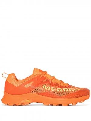 Кроссовки Long Sky Merrell. Цвет: оранжевый