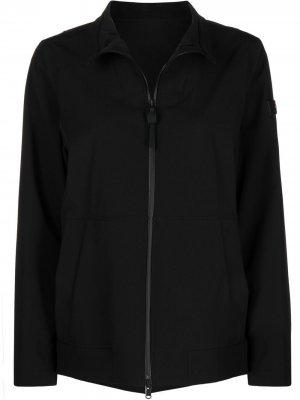 Легкая куртка Caliga Peuterey. Цвет: черный