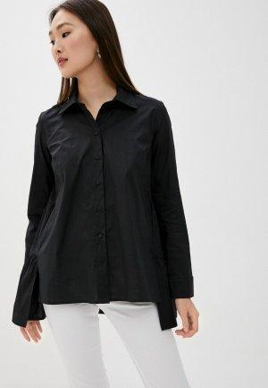 Блуза Blugirl Folies. Цвет: черный