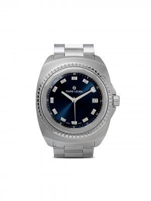 Наручные часы Raider Sea Bird 37 мм Favre Leuba. Цвет: голубой