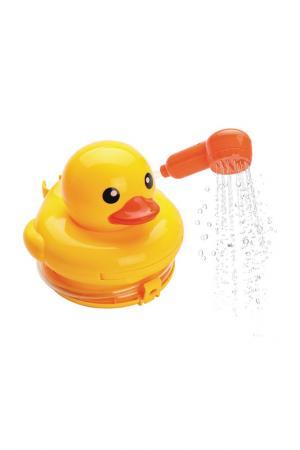 Развивающая игрушка-душ ЖИРАФИКИ. Цвет: желтый
