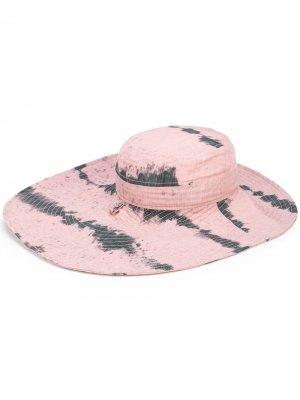 Шляпа Fast Safari HENRIK VIBSKOV. Цвет: розовый