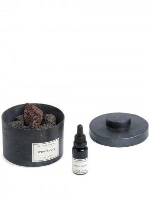 Парфюмированные камни лавы Spirituelle Pot Pourri DApothicaire Mad Et Len. Цвет: черный