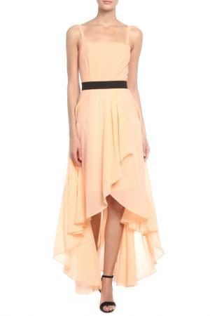 Платье Marella. Цвет: оранжевый