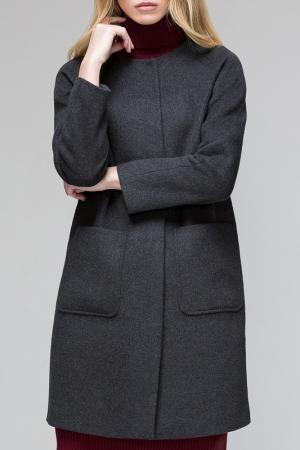 Пальто Tom Farr. Цвет: темно-серый