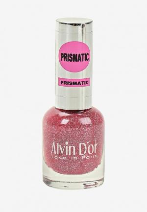 Гель-лак для ногтей Alvin Dor D'or. Цвет: розовый