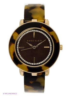 Часы ANNE KLEIN. Цвет: бежевый, черный