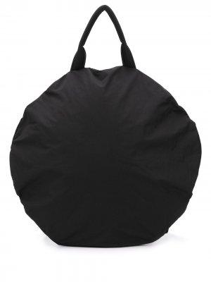 Рюкзак с закругленным верхом Côte&Ciel. Цвет: черный