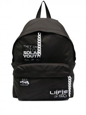 Рюкзак Solar Youth Pakr Eastpak. Цвет: черный