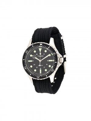 Наручные часы Navi 41mm SST Case TIMEX. Цвет: черный