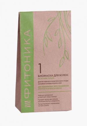 Маска для волос БиоБьюти. Цвет: прозрачный