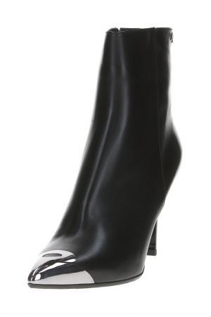 Сапоги MARINO FABIANI. Цвет: черный