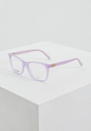 Оправа Love Moschino. Цвет: фиолетовый