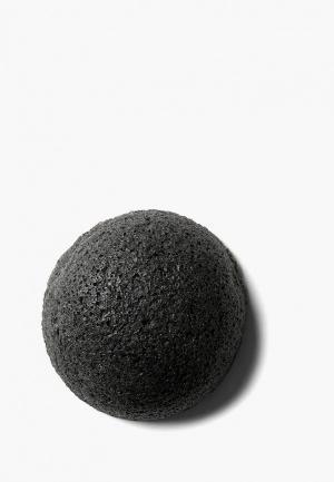 Спонж для макияжа Erborian. Цвет: черный