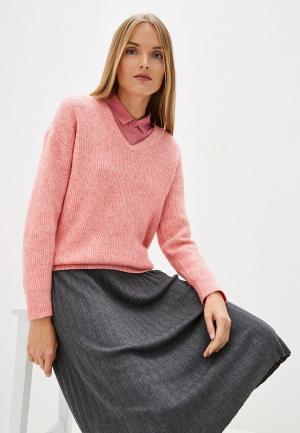 Пуловер French Connection. Цвет: розовый